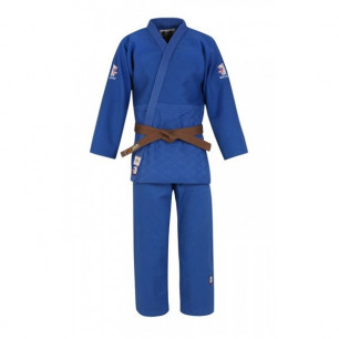 Matsuru - Judo Uniform Champion IJF - Bundle (white and blue)